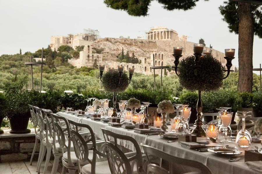 Acropolis Wedding @ Dionysos Zonars | Acropolis, Athens Greece