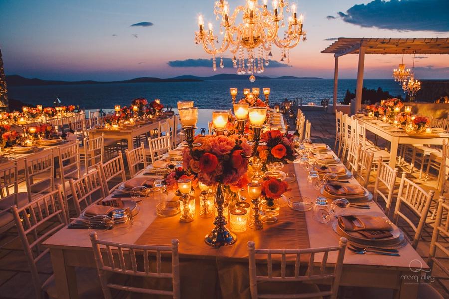 Mykonos Private Villa Wedding N Amp G 14062013 0214
