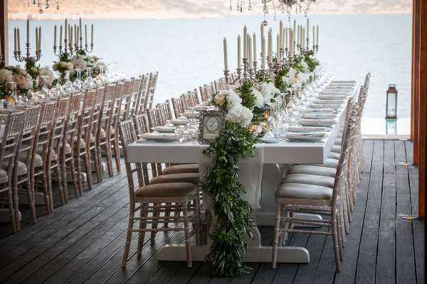 Island Private House Wedding Athens Weddings