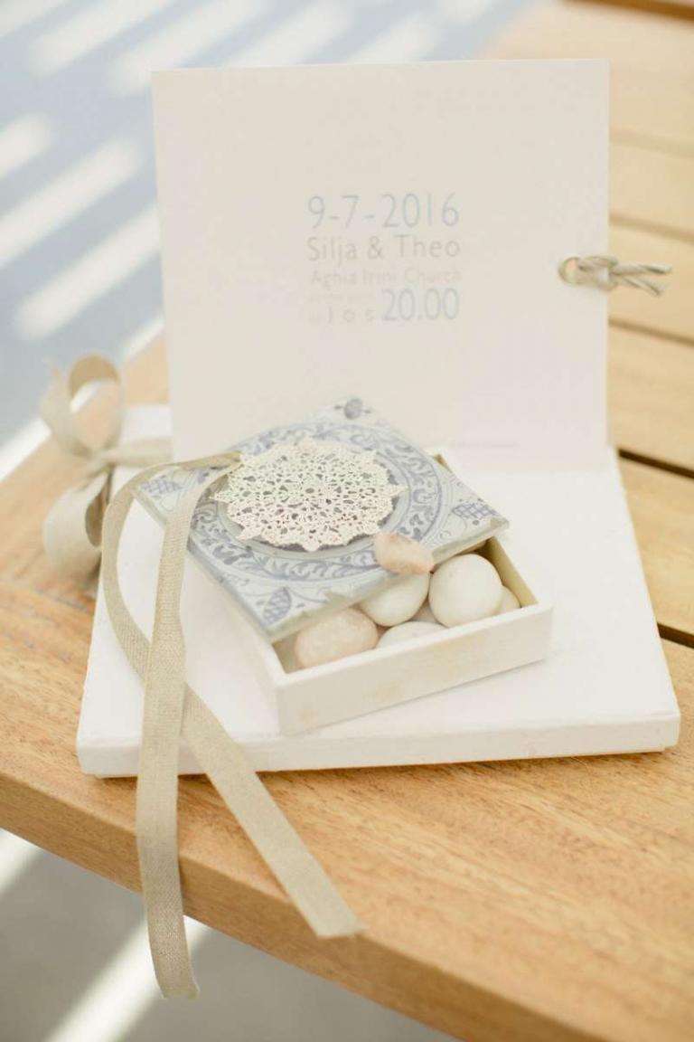 Ios Wedding | The Aegean Sea Sparkles in this Greek Wedding
