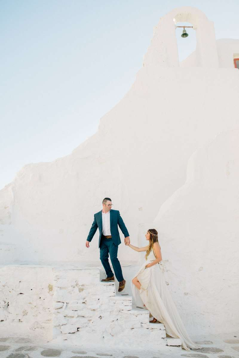 Mykonos Weddings   Romantic Wedding in Mykonos Island
